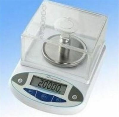 200G 0.001G Precision Digital Balance Scale Lcd NEW bc