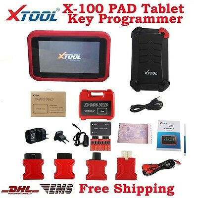 XTOOL X-100 PAD Tablet Programming Tool Diagnostic Fault Code Reader Scanner OBD