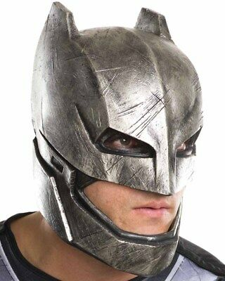 Dawn Of Justice Batman Three Quarter Adult Mask One Size