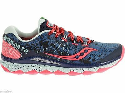 Womens Saucony Nomad Tr Ladies Running/sneakers/fitness/gym Shoes