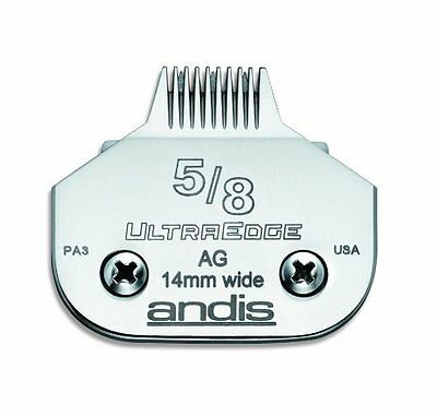Andis Ultraedge Toe Blade, 5/8-inch