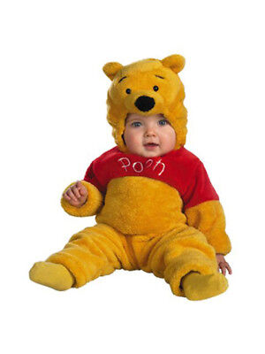 Deluxe Infant Winnie the Pooh Costume