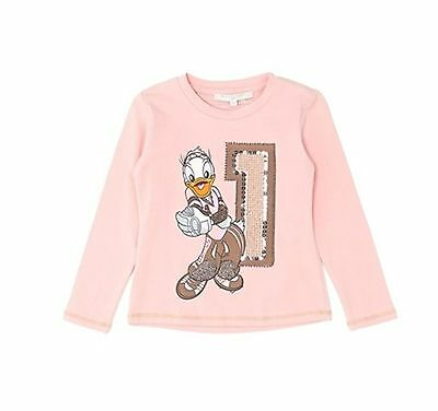 T-SHIRT LONG SLEEVE Girls SILVIAN HEACH HELGELAND AUTUMN/WINTER