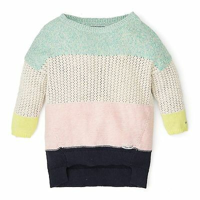 KNITWEAR Girls TOMMY HILFIGER EX57127231 LEIGH SPRING/SUMMER
