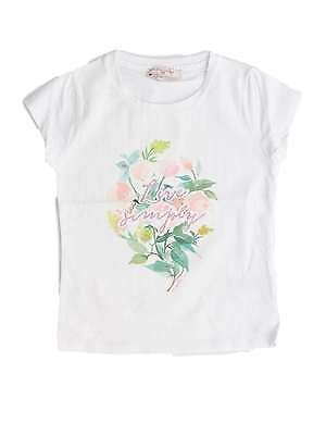T-SHIRT Girls SILVIAN HEACH SKBE0189 SPRING/SUMMER