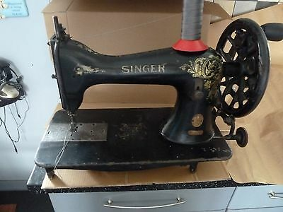 Singer 45k heavy leather sewing machine