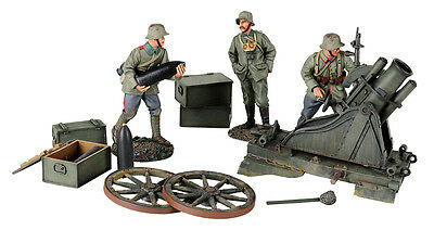 Britains Soldiers Ww1 23083 German170Cm Minenwerfer In Fantry And Crew 1916-18