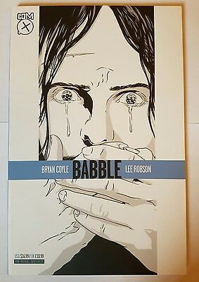 Babble by Bryan Coyle - paperback graphic novel