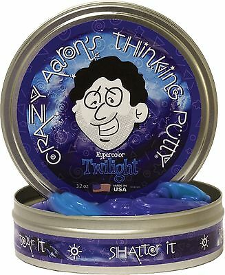 "Crazy Aaron's Thinking Putty Hypercolours - Twilight Large 4""/10cm Tin"