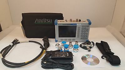 Anritsu MT8212B CellMaster Cable, Antenna and Base Station Analyzer w/ Options