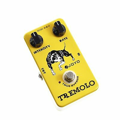 JOYO JF-09 Tremolo Guitar Effects Pedal