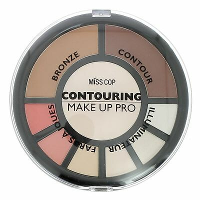 Palette Contouring Make Up Pro Miss Cop - Neuf