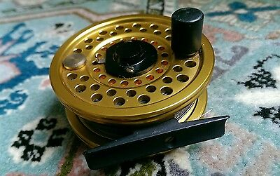 Penn Gold Medal #1 Fly Fishing Reel By Sharpes Aberdeen Freshwater Superb Cond