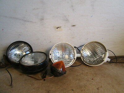 Variety of Head Lights &  Bee Hive beehive Lens & Fog Light