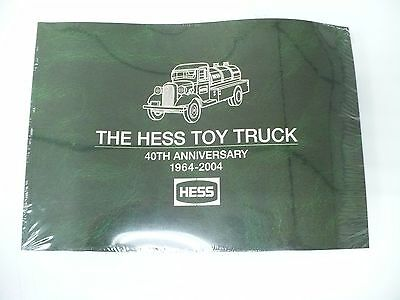 HESS Toy Truck 40th Anniversary 1964-2004 Book