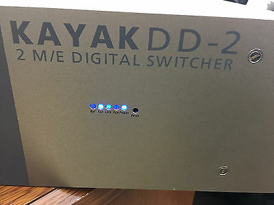 Kayak DD- 2 M/E Digital Switcher