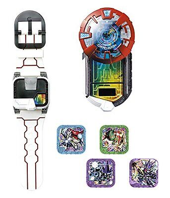 BANDAI Appli Drive SP Set Digimon Universe Appli Monsters Appmon Chips JPN 4