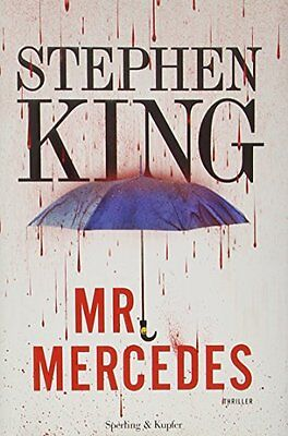 Mr. Mercedes Copertina rigida