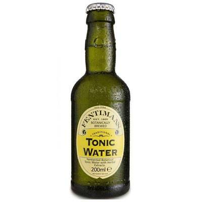 Fentimans Fermented Botanically Brewed Tonic Water 125 Ml