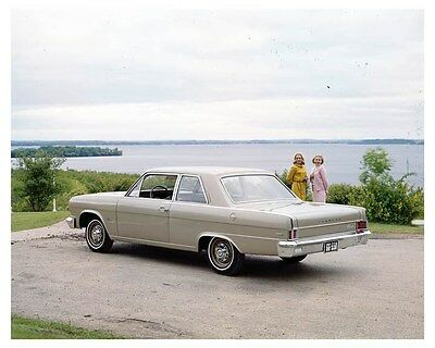 1966 AMC Rambler Classic 550 Factory Photo uc2699