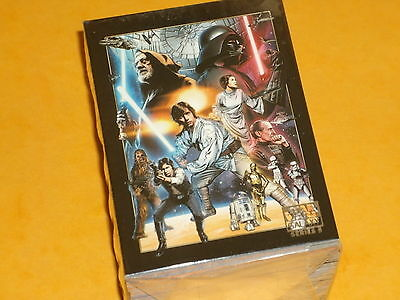 STAR WARS 'GALAXY Series 5' Complete Base Set Of 120 Trading Cards All Artwork!