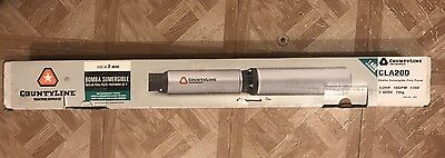 CountyLine CLA200 - 2-Wire - 1/2 HP - 10 GPM Submersible Deep Well Pump 115V
