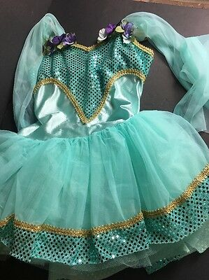 Curtain Call Ballet Costume. Children's Size 10c