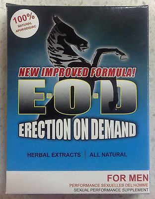 EOD Enhancement, Enlargement Pills