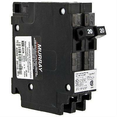 Murray Mp2020  20A Twin Circuit Breaker New
