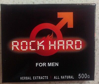 Rock Hard, Enlargement Pills