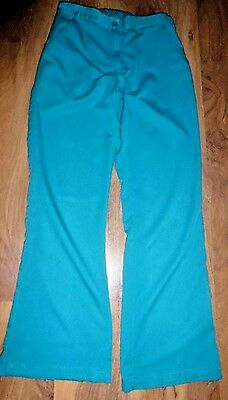 Grey's Anatomy by Barco Medical  Scrub Pants Teal Color Women Size XSmall