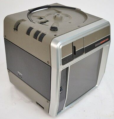 Telex Caramate 4000 Slide Projector and Viewer 35mm w/ Remote