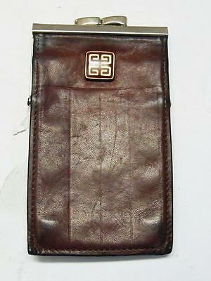 Original Givenchy Women's Leather Coin Purse