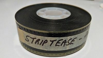 Striptease 35mm Movie Trailer Reel Demi Moore