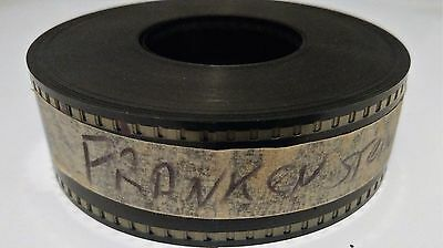 Mary Shelley's Frankenstein 1994 35mm Movie Trailer Reel Robert Deniro