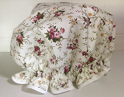 shower cap FLOWERS ��  Ladies Girls Kids One Size Fits All FREE POSTAGE