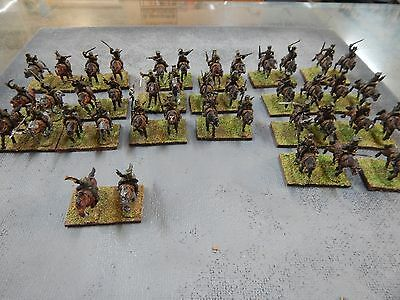 1/72 plastic painted WW1 German Cavalry