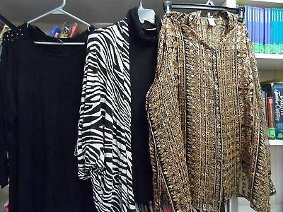 Lot of Ladies Size 16 XL Clothing--Nice Items