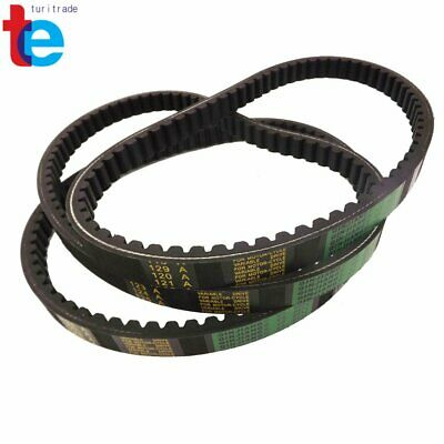 PAIR TWISTY BELTS GO KART REMOVABLE WATER PUMP DRIVE BELTS QUICK CHANGE O RING