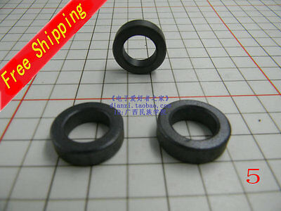10pcs Nickel zinc ferrite core flux 22*6.4*13.7MM  air core #黑 BL305-2