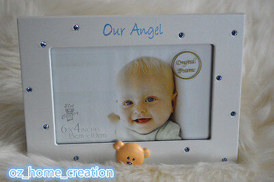 2017 Brand new baby boy blue photo picture frame baby gifts YLC-A09B-D318-Y5