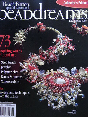 Bead & Button Bead Dreams Collector's Edition Special Issue 2 Mint condition
