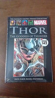 Marvel Ultimate Graphic Novels Collection - THOR - The Goddess of Thunder #142