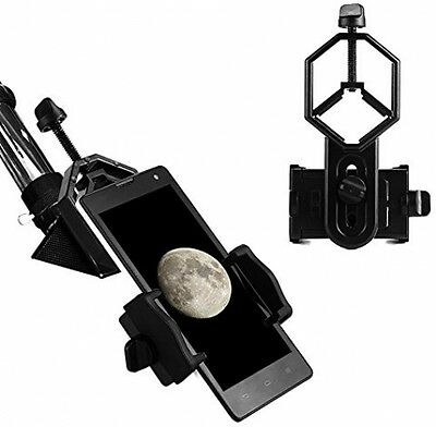 Eyeskey Universal Cell Phone Adapter Mount - Compatible with Binocular Spotting