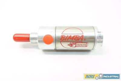 New Bimba SR-171-D 1 In 1-1/2 In Double Acting Pneumatic Cylinder
