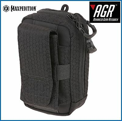 Maxpedition Advanced Gear Research PUP Phone Utility Pouch Black PUPBLK