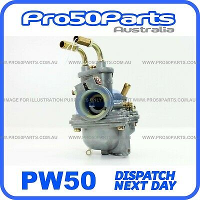 Carby Carburetor Assembly for Yamaha PW50 PY50 Peewee