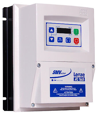 5 hp  ac drive inverter variable speed controller 208-240V 1 or 3 Phase
