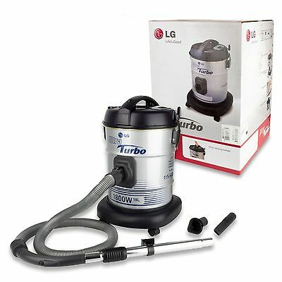 Wet and Dry Vacuum Cleaner Commercial Sharp Home Office Industrial 21 Liter