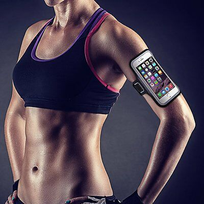 Mpow For iPhone 7 6SSport Running Armband Case Jogging Gym Arm Band Pouch Holder